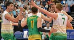 LŚ: Australia niepokonana w Helsinkach