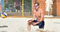 Trening ONICO Warszawa na plaży