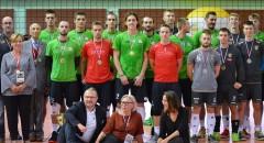 XII Memoriał Z. Ambroziaka: Triumf Indykpolu AZS Olsztyn