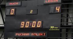 Ruch Zdzieszowice - Legia Warszawa