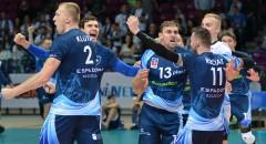 Espadon Szczecin wygrywa w Warszawie