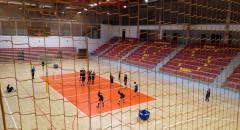 Otwarty trening siatkarzy Stali na nowej Hali Nysa