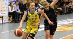 MUKS Basket Chrobry Głuchołazy - Olimpia Wodzisław Śląski