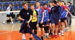 Mecz kadetów Stal II Nysa - ZAKSA I Kędzierzyn-Koźle