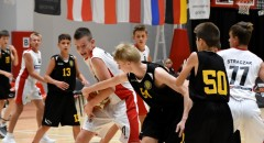 Central European Youth Basketball League: WKK Wrocław - BK Inter Bratislava
