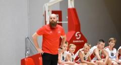 Central European Yought Basketball League: WKK Wroclaw - BK Inter Bratislava