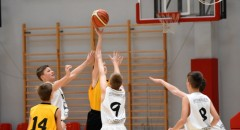 Central European Yought Basketball League: BK Inter Bratislava - Science City Jena