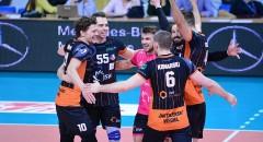 Jastrzębski Węgiel wygrywa pierwszy mecz półfinałowy