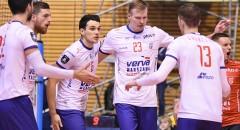 VERVA Warszawa ORLEN Paliwa wygrywa pierwszy mecz w Lidze Mistrzów