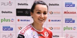 Krystyna Strasz: Celujemy w medal Mistrzostw Polski