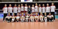 Kadra narodowa seniorek na Final Four FIVB World Grand Prix 2017