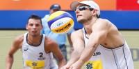 Podwójny medal finałów World Touru w siatkówce plażowej