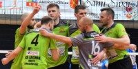 Piątek z 1. Ligą: Tomaszowianie awansowali do półfinału