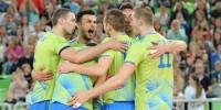 Serbia - Słowenia 3:2 w sparingu