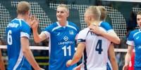 Skład reprezentacji Finlandii na Mistrzostwa Europy mężczyzn