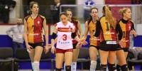 Puchar CEV: Volley Köniz bez szans z Turczynkami