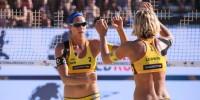 Smart Beach Tour Münster: Mistrzynie olimpijskie znów zwycięskie
