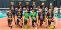 Komplet uczestników rundy Challenge Pucharu CEV mężczyzn