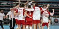 Podsumowanie 2018: Złoty medal kadetów w mistrzostwach EEVZA
