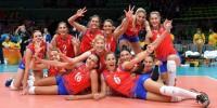 IO: Serbki zagrają o złoto
