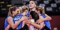 IO: Serbki brązowymi medalistkami