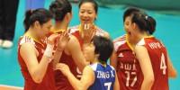 MŚ, gr. E: Chiny bez litości dla siatkarek z Chorwacji