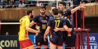 Kwalifikacje do MŚ mężczyzn: Hiszpanie wygrywają po pięciosetowym pojedynku