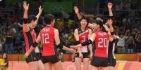 IO, gr B: Japonki w ćwierćfinale
